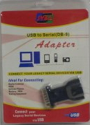 USB to 9 Pin Serial Adapter