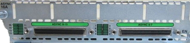 Cisco NM-16a Module
