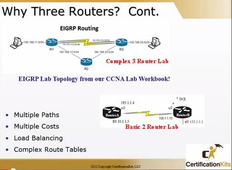 How to Build a Cisco CCNA lab – CertificationKits com