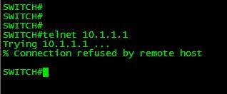 Configuring Telnet & SSH via an Acces List – CertificationKits com