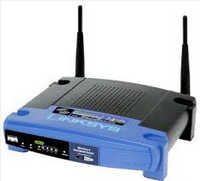 Linksys CCNA router