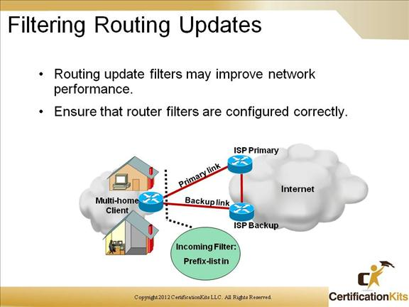 ccnp routing studyguide - Router Alley