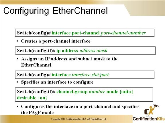 Cisco CCNP SWITCH Private VLANs & EtherChannel