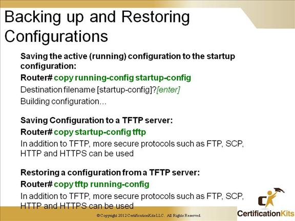 Cisco CCNP TSHOOT Complex Network Maintenance