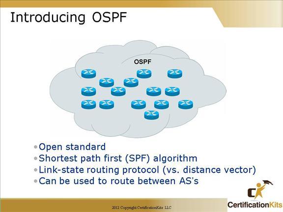 CCNA Cheat-Sheet Study Guide: OSPF - Intense School